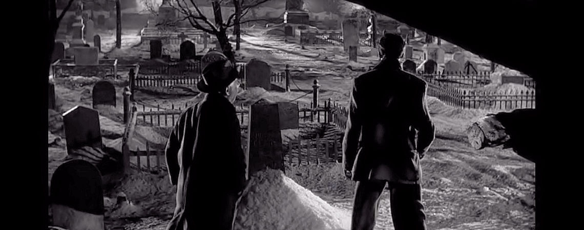 "James Stewart & Henry Travers | ""It's a Wonderful Life"" (1946)"