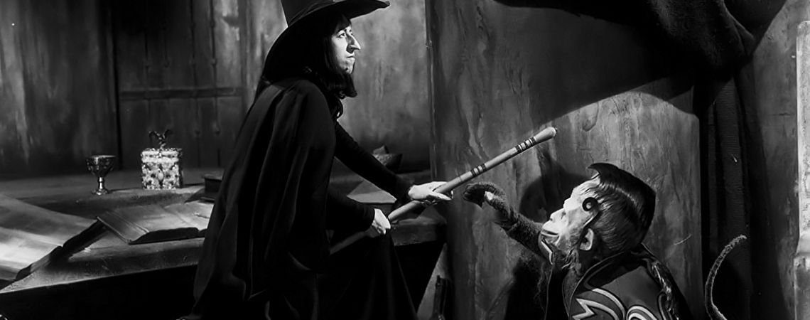 "Margaret Hamilton, Pat Walshe | ""The Wizard Oz"" (1939)"