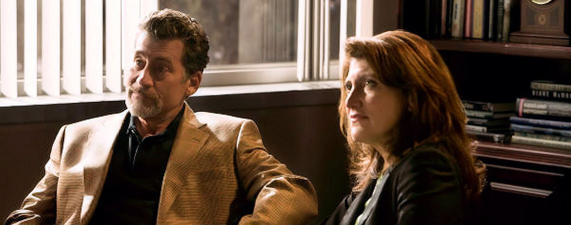 "Amy Aquino & Paul Michael Glaser | ""The Closer"" (2005)"