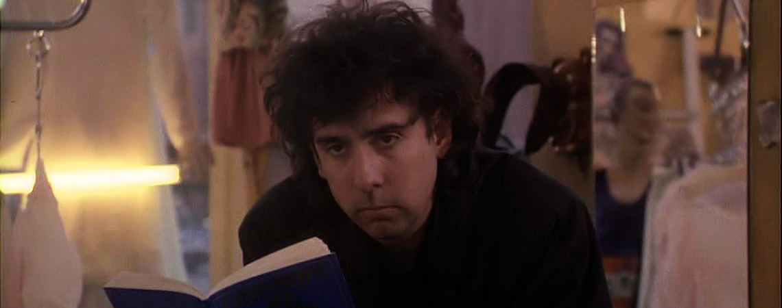 "Tim Burton in ""Singles""(1992)"