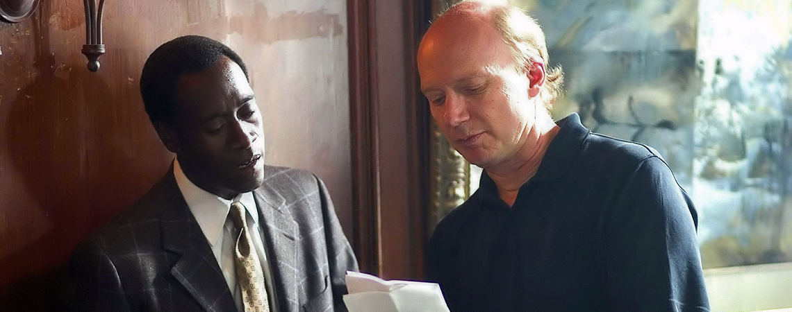 "Don Cheadle, Paul Haggis | ""Crash"" (2005)"