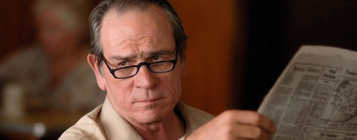 "Tommy Lee Jones | ""No Country for Old Men"" 