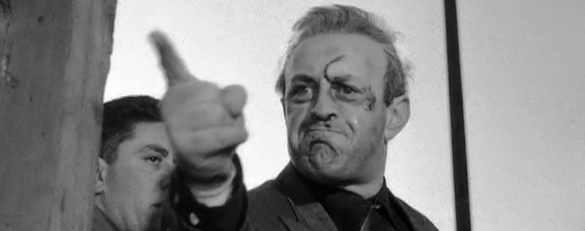 "Lee J. Cobb | ""On the Waterfront"" (1954)"