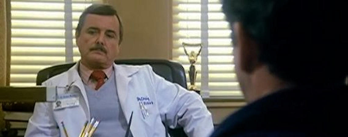 "William Daniels | ""St. Elsewhere"" (1982)"