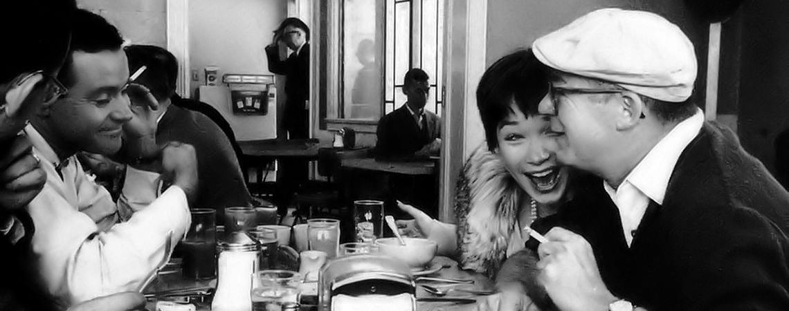 "Jack Lemmon, Shirley MacLaine, Billy Wilder | ""The Apartment"" (1960)"