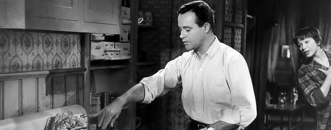 "Jack Lemmon, Shirley MacLaine | ""The Apartment"" (1960) *"