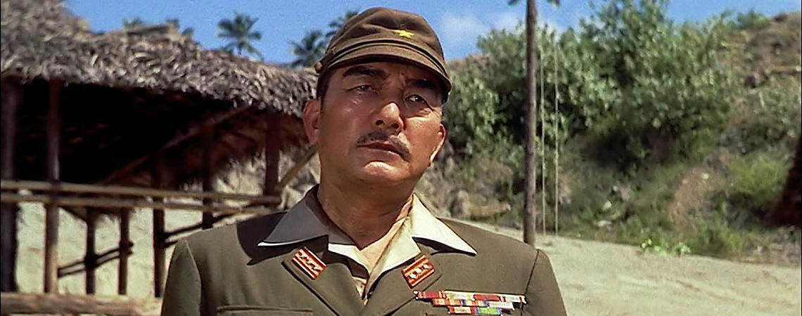 "Sessue Hayakawa | ""The Bridge on the River Kwai"" (1957)"