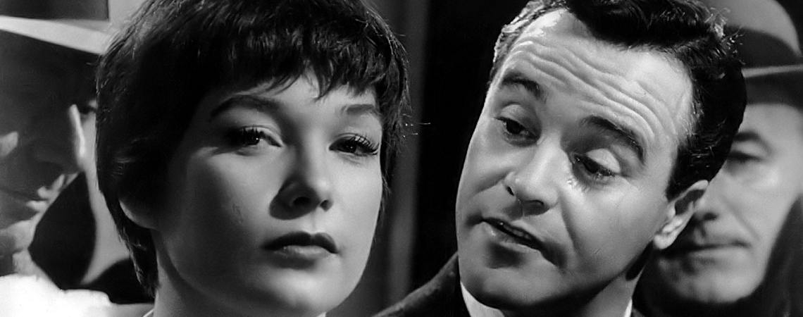 "Shirley MacLaine, Jack Lemmon | ""The Apartment"" (1960)"