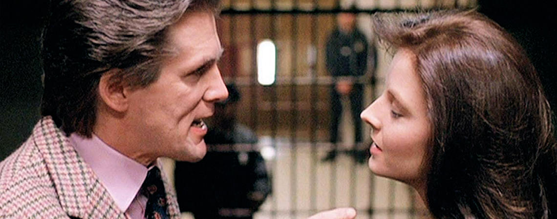 "Anthony Heald, Jodie Foster | ""The Silence of the Lambs"" (1991) *"