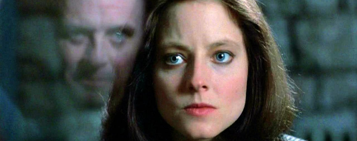 "Anthony Hopkins, Jodie Foster | ""The Silence of the Lambs"" (1991)"