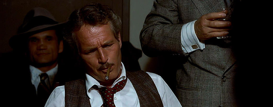 "Charles Dierkop, Paul Newman | ""The Sting"" (1973)"