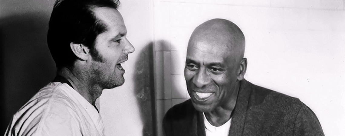 "Jack Nicholson, Scatman Crothers | ""One Flew Over the Cuckoo's Nest"" (1975)"