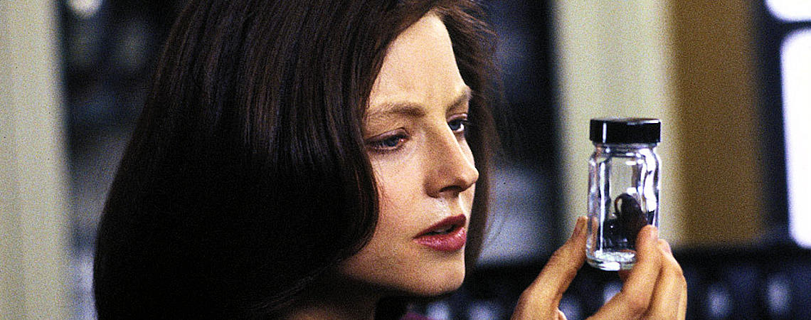 "Jodie Foster | ""The Silence of the Lambs"" (1991) *"