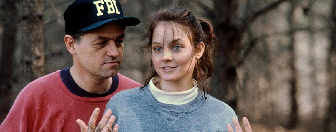 "Jonathan Demme, Jodie Foster | ""The Silence of the Lambs"" (1991)"