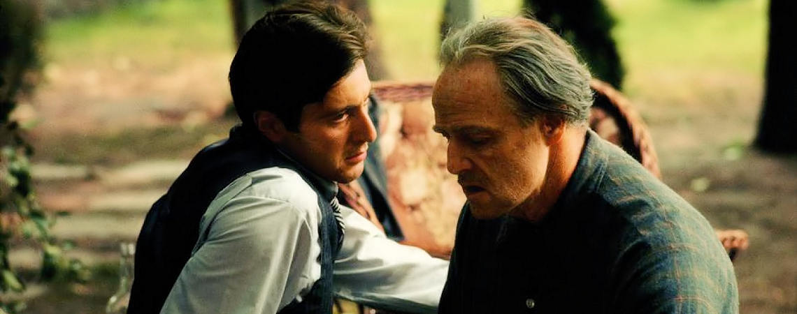 "Marlon Brando, Al Pacino | ""The Godfather"" (1972)"