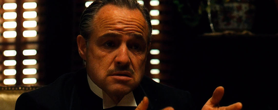 "Marlon Brando | ""The Godfather"" (1972)"