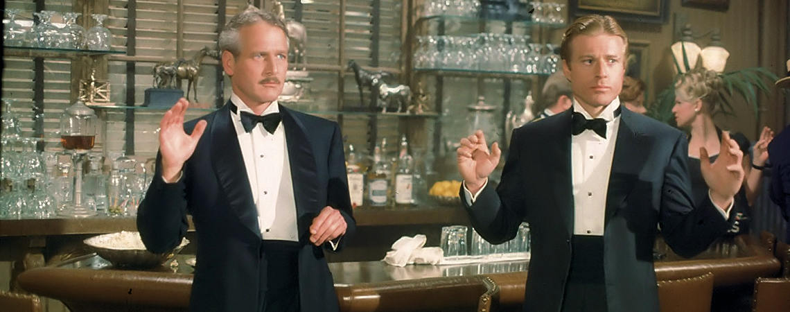 "Paul Newman, Robert Redford | ""The Sting"" (1973)"
