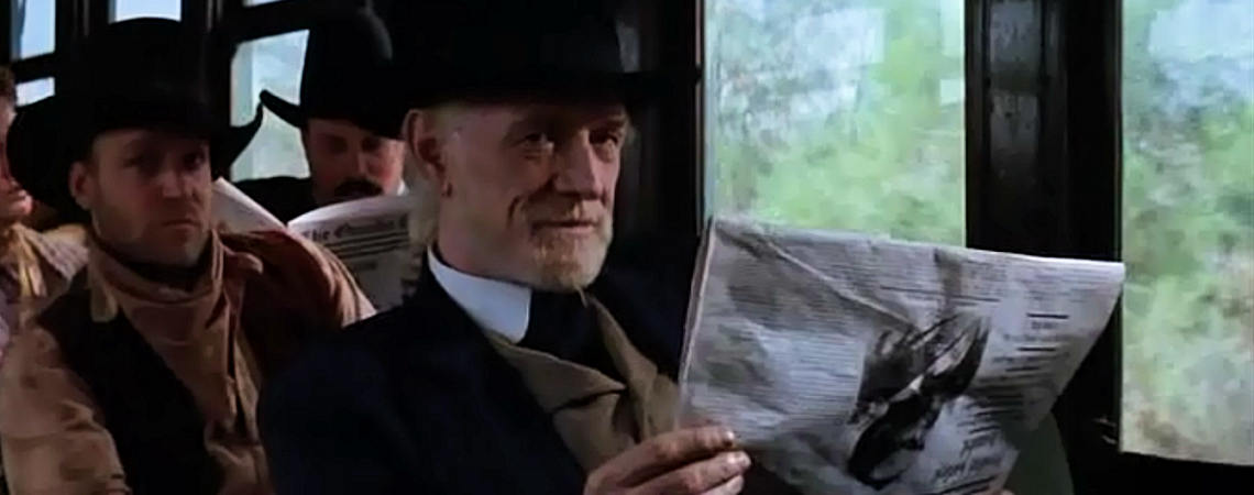 "Richard Harris | ""Unforgiven"" (1992)"