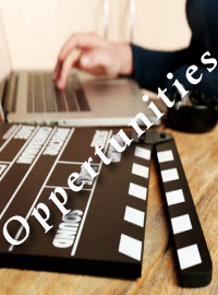 Opportunities for Screenwriters