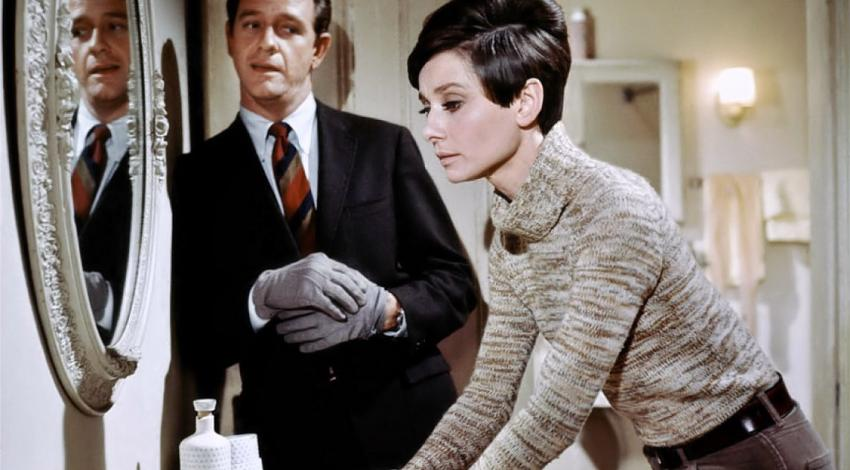 "Audrey Hepburn, Richard Crenna | ""Wait Until Dark"" (1967)"