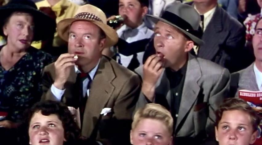 "Bob Hope, Bing Crosby | ""The Greatest Show on Earth"" (1952)"