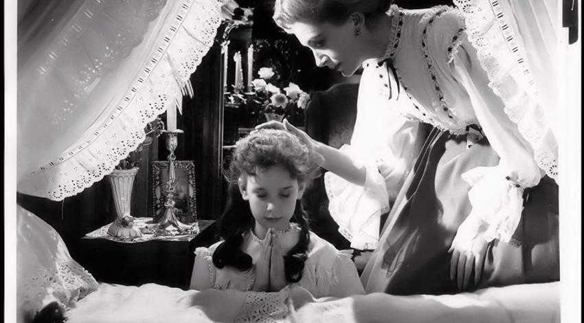 "Deborah Kerr, Pamela Franklin | ""The Innocents"" (1961)"