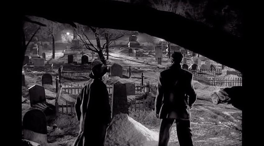 "James Stewart, Henry Travers | ""It's a Wonderful Life"" (1946)"