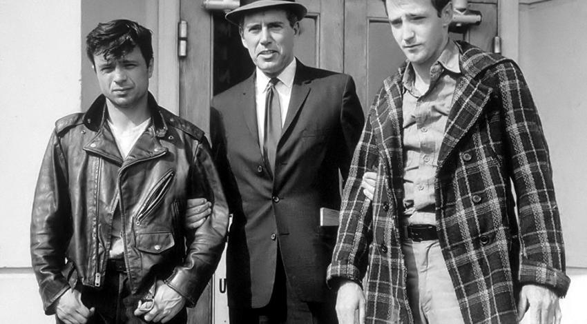 "John Forsythe, Robert Blake, Scott Wilson | ""In Cold Blood"" (1967)"