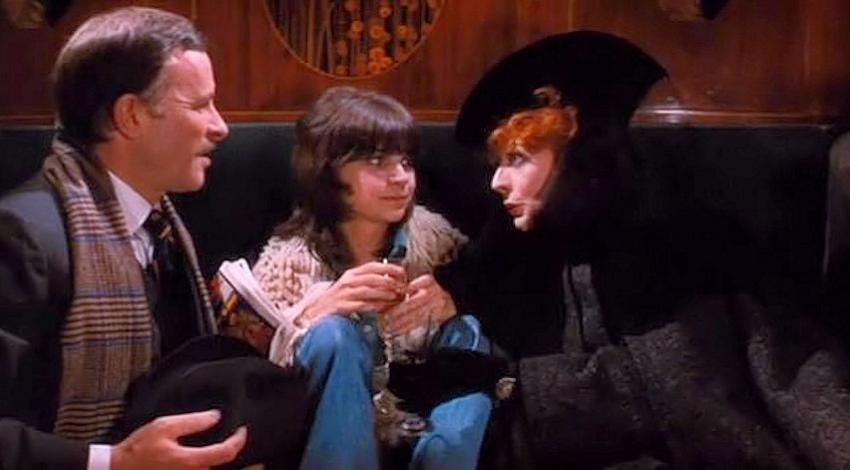 "Maggie Smith, Alec McCowen, Cindy Williams | ""Travels with My Aunt"" (1972)"
