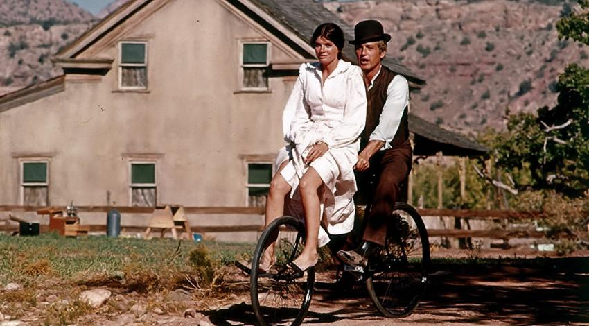 "Paul Newman, Katharine Ross | ""Butch Cassidy and the Sundance Kid"" (1969)"