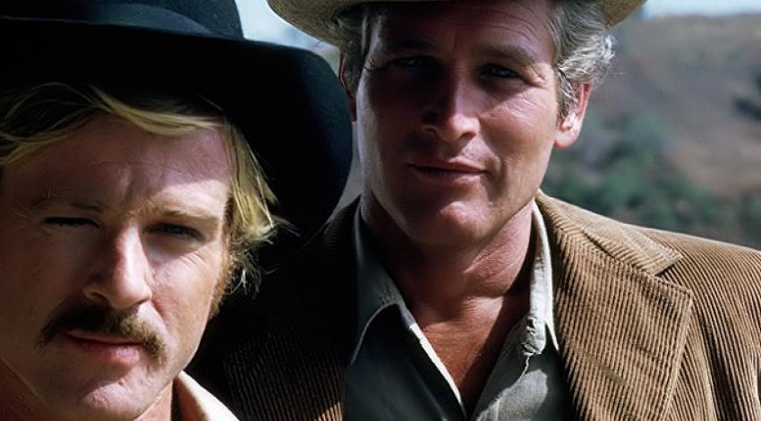 "Paul Newman, Robert Redford | ""Butch Cassidy and the Sundance Kid"" (1969)"