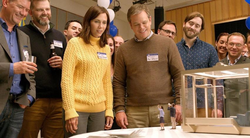 "Matt Damon & Kristen Wiig | ""Downsizing"" (2017)"