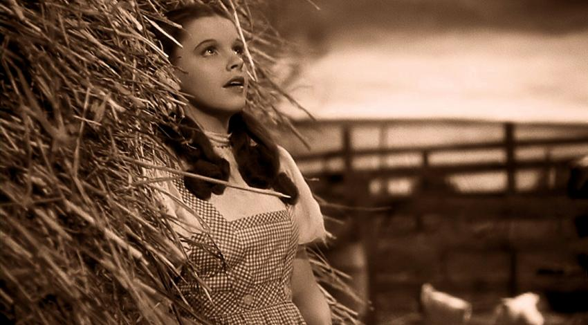 "Judy Garland | ""The Wizard Oz"" (1939)"
