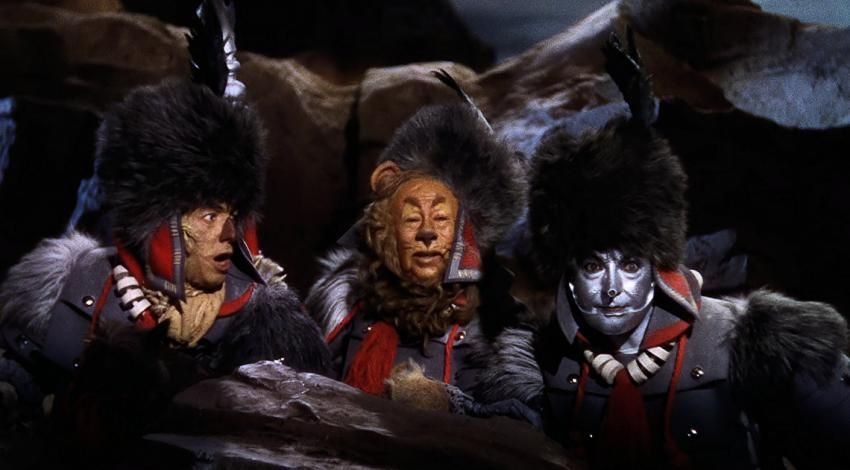 "Jack Haley, Ray Bolger, Bert Lahr | ""The Wizard Oz"" (1939)"