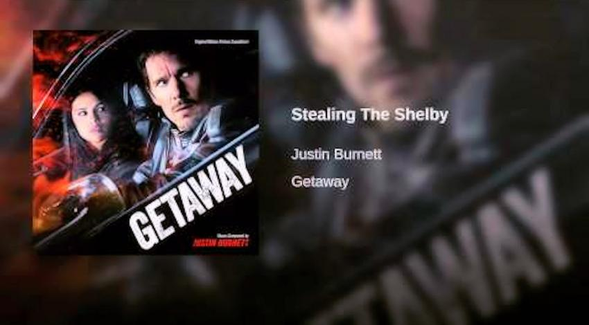 "Justin Caine Burnett | ""The Getaway"" (2013) / Composer"