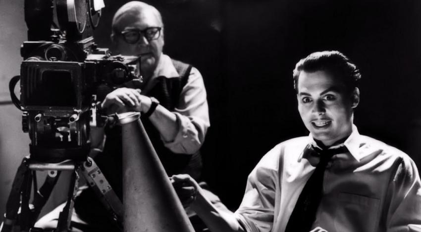 "Johnny Depp, Norman Alden | Tim Burton's ""Ed Wood"" (1994) *"