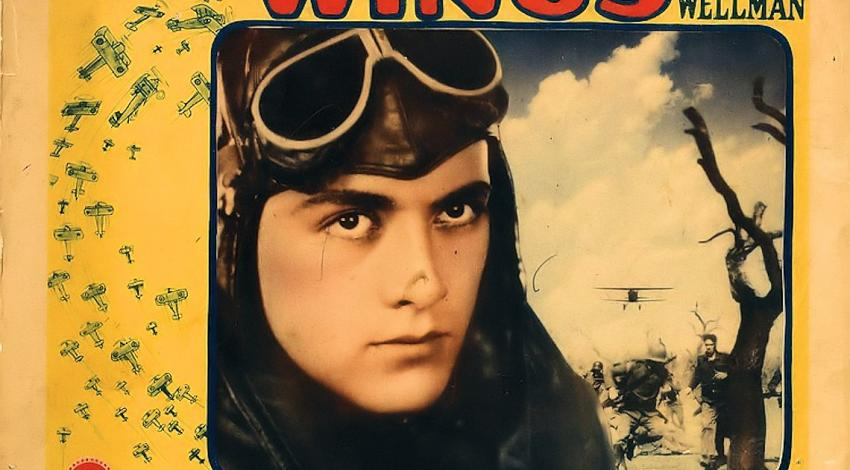 "Charles 'Buddy' Rogers | ""Wings"" (1927)"