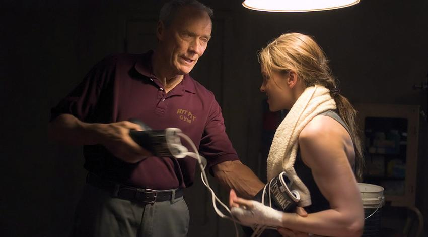 "Clint Eastwood, Hilary Swank | ""Million Dollar Baby"" (2004)"