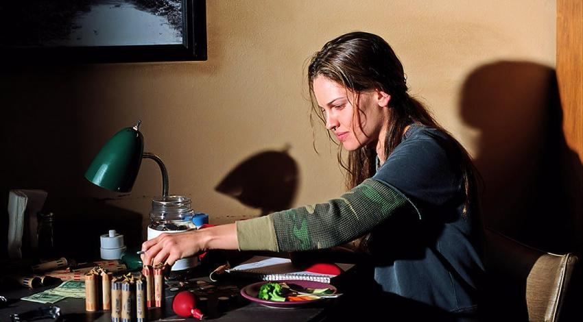 "Hilary Swank | ""Million Dollar Baby"" (2004) *"