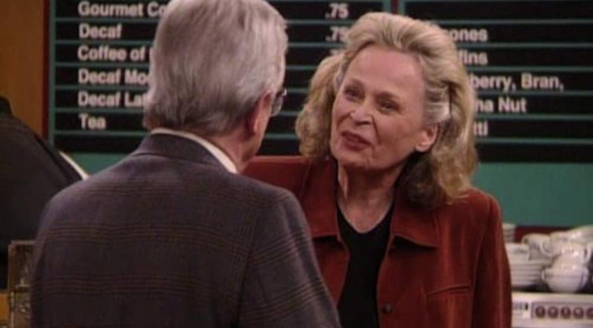"William Daniels, Bonnie Bartlett | ""Boy Meets World"" (1993)"