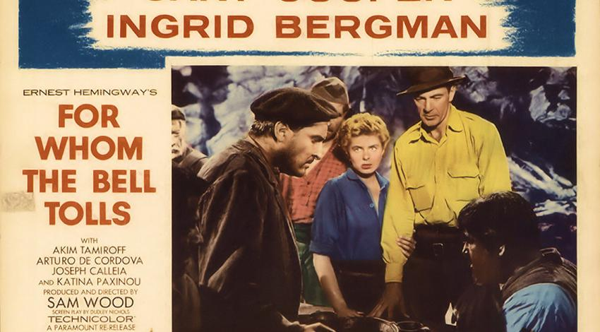 "| ""For Whom the Bell Tolls"" (1943)"