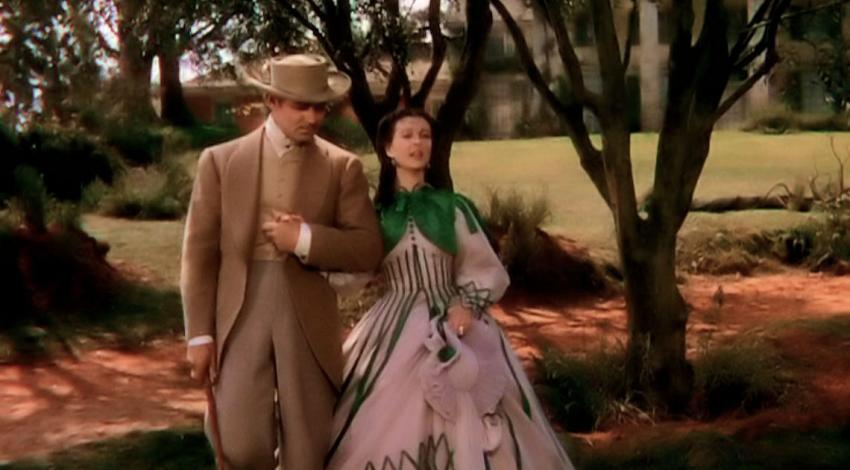 "Clark Gable, Vivien Leigh | ""Gone with the Wind"" (1939)"