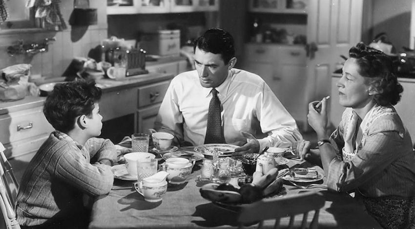 "Gregory Peck, Anne Revere, Dean Stockwell | ""Gentleman's Agreement"" (1947)"