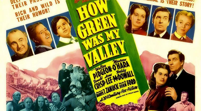 """How Green Was My Valley"" (1941)"