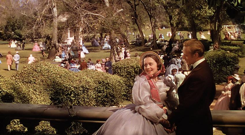 "Olivia de Havilland, Leslie Howard | ""Gone with the Wind"" (1939) *"