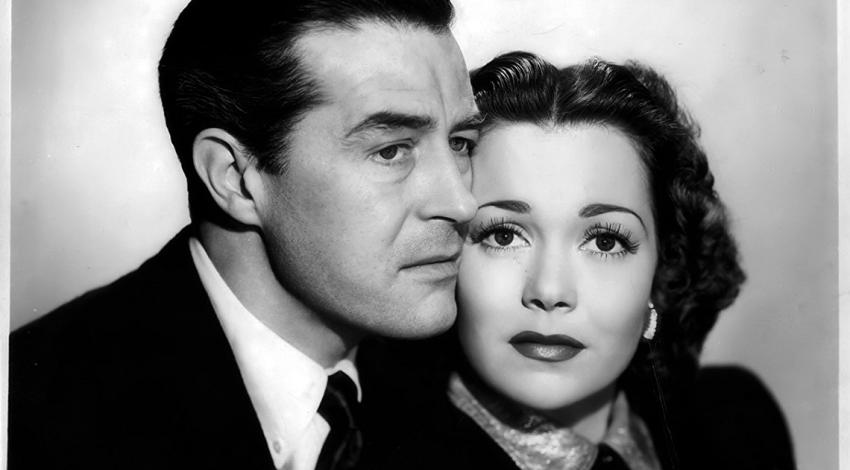"Ray Milland, Jane Wyman | ""The Lost Weekend"" (1945)"