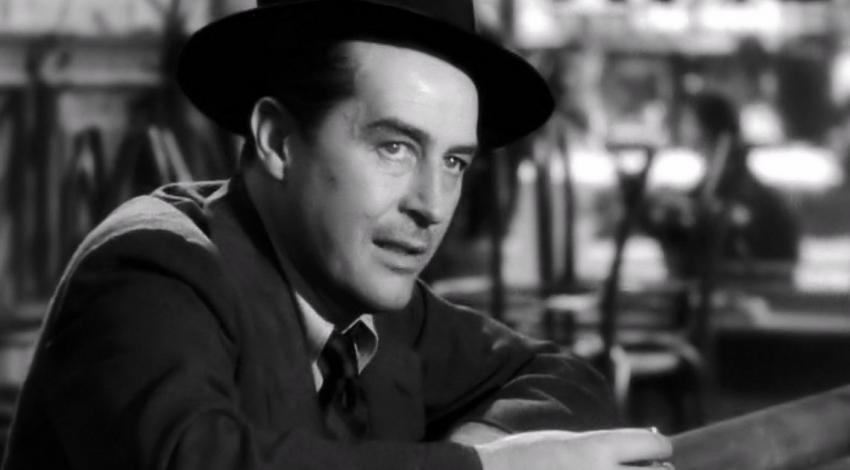 "Ray Milland | ""The Lost Weekend"" (1945)"