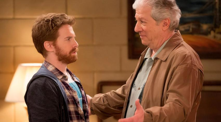 "Seth Green, Peter Riegert | ""Dads"" (2013)"