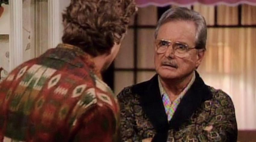 "William Daniels | ""Boy Meets World"" (1993)"