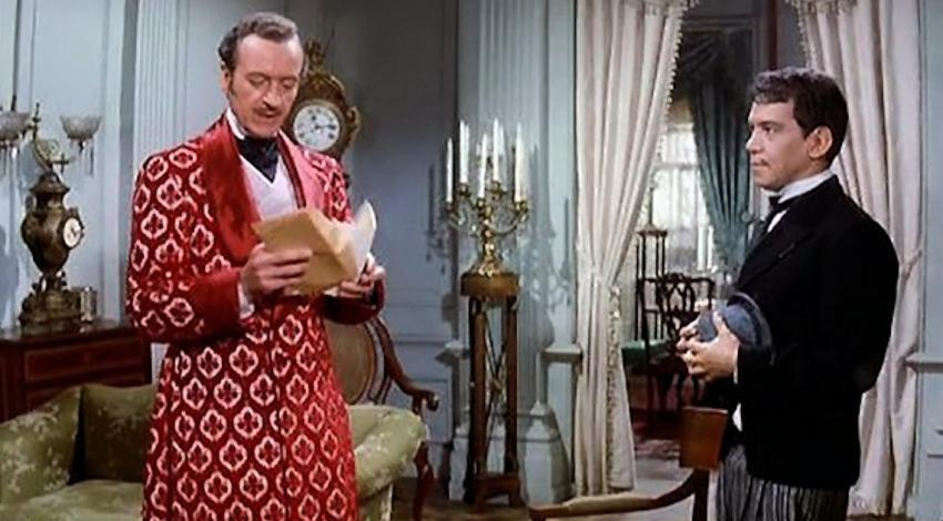 "David Niven, Cantinflas  | ""Around the World in 80 Days"" (1956)"
